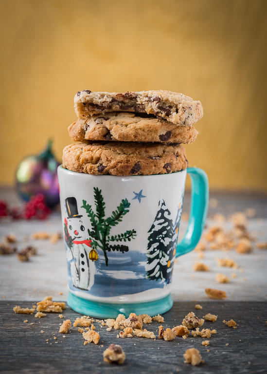 Jolly Cookie Company-Chocolate Chip Cookies : Food : Mark Elson Pictures